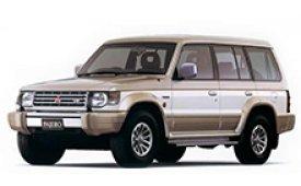 Каркасные шторки на Mitsubishi Pajero Внедорожник-Кроссовер 1991 - 1999