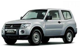 Каркасные шторки на Mitsubishi Pajero Внедорожник-Кроссовер 3 дв. 2006 - 2020