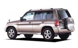 Каркасные шторки на Mitsubishi Pajero iO Внедорожник-Кроссовер Pinin 1998 - 2007