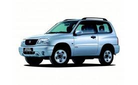 Каркасные шторки на Suzuki Grand Vitara(Grand Escudo) Внедорожник-Кроссовер 3 дв. 1997 - 2005