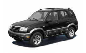 Каркасные шторки на Suzuki Grand Vitara(Grand Escudo) Внедорожник-Кроссовер 1997 - 2005