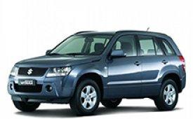 Каркасные шторки на Suzuki Grand Vitara(Grand Escudo) Внедорожник-Кроссовер 2005 - 2016