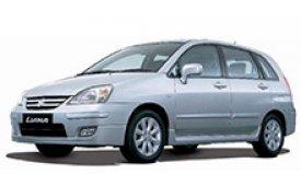 Каркасные шторки на Suzuki Liana Хетчбэк 5 дв. 2001 - 2007