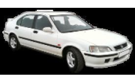 Каркасные шторки на Honda Civic Седан Ferio EK 1995 - 2002