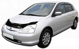 Каркасные шторки на Honda Civic Хетчбэк 5 дв. 2000 - 2006