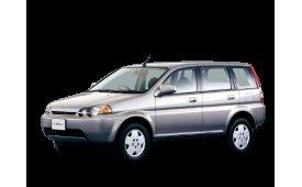 Каркасные шторки на Honda HR-V Внедорожник-Кроссовер 1998 - 2005