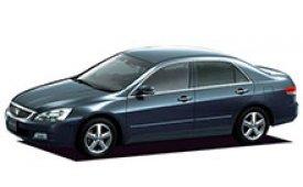Каркасные шторки на Honda Inspire Седан 2003 - 2007