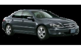 Каркасные шторки на Honda Legend Седан 2004 - 2011