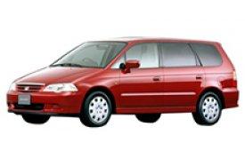 Каркасные шторки Odyssey  Минивэн 1999 - 2004