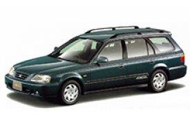 Каркасные шторки на Honda Orthia Универсал 1996 - 2002