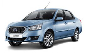 Каркасные шторки на Datsun on-DO Седан 2014 - 2021