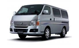 Каркасные шторки Caravan Минивэн E25 2001 - 2012