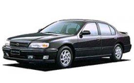 Каркасные шторки на Nissan Cefiro Седан A32 1994 - 2000