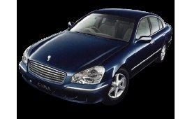 Каркасные шторки Cima Седан F50 2001 - 2010
