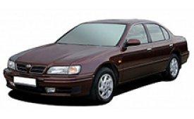 Каркасные шторки на Nissan Maxima Седан A32 1995 - 2000