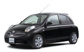 Каркасные шторки на Nissan March Хетчбэк 5 дв. 2002 - 2010