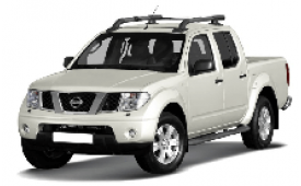 Каркасные шторки на Nissan Navara Пикап D40 2004 - 2015