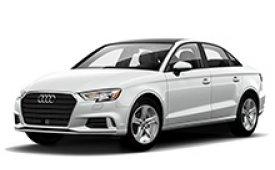Каркасные шторки на Audi A3 Седан 8V 2012 - н.в.