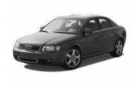 Каркасные шторки на Audi A4 Седан B6 2000 - 2004