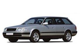 Каркасные шторки на Audi A6 Универсал C4 1994 - 1997