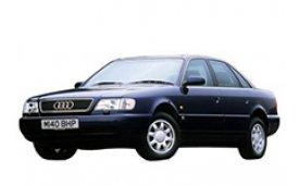 Каркасные шторки на Audi A6 Седан C4 1994 - 1997