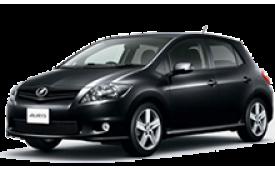 Каркасные шторки на Toyota Auris Хетчбэк 5 дв. E150 2006 - 2012