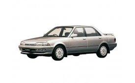 Каркасные шторки на Toyota Carina Седан T170 1988 - 1992