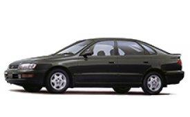 Каркасные шторки на Toyota Carina Седан T190 Японская сборка правый ру 1992 - 1996