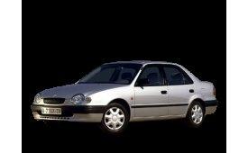 Каркасные шторки Corolla  Седан Е110 1995 - 2000