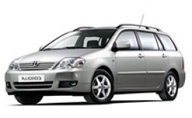 Каркасные шторки Corolla  Универсал E120 2000 - 2007