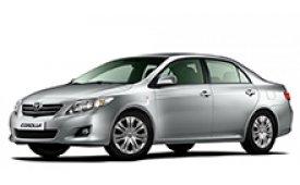 Каркасные шторки Corolla  Седан E150 2006 - 2013