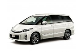 Каркасные шторки на Toyota Estima/Previa Минивэн XR50 2006 - 2019