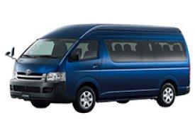 Каркасные шторки на Toyota Hiace  Минивэн H200 2004 - 2019