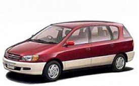 Каркасные шторки на Toyota Ipsum/Picnic  Минивэн SXM10 1996 - 2001