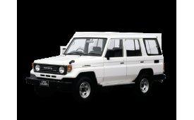 Каркасные шторки Land Cruiser 70 Внедорожник-Кроссовер 1984 - 2015