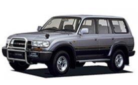 Каркасные шторки Land Cruiser 80 Внедорожник-Кроссовер 1989 - 1997