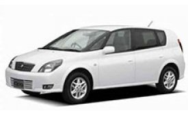 Каркасные шторки на Toyota Opa Хетчбэк 5 дв. XT10 2000 - 2005