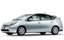Каркасные шторки на Toyota Prius Хетчбэк 5 дв. XW20 2003 - 2011