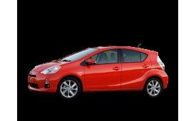Каркасные шторки Prius C Хетчбэк 5 дв. NHP10 2012 - 2016