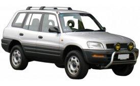 Каркасные шторки на Toyota RAV4 Внедорожник-Кроссовер XA10 1994 - 2000