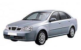 Каркасные шторки на Chevrolet Nubira Седан 2003 - 2010
