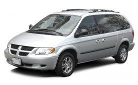 Каркасные шторки на Dodge Caravan Минивэн 2001 - 2007