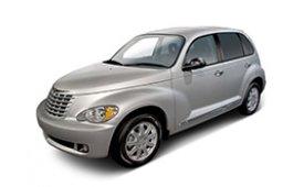 Каркасные шторки на Chrysler PT Cruiser Хетчбэк 5 дв. 2000 - 2010