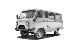 Каркасные шторки 452 Буханка Фургон 1966 - н.в.