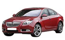 Каркасные шторки на Opel Insignia Седан 2008 - 2015