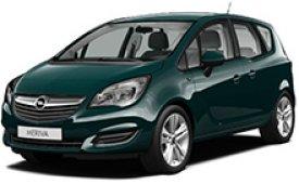 Каркасные шторки на Opel Meriva Минивэн B 2009 - 2015