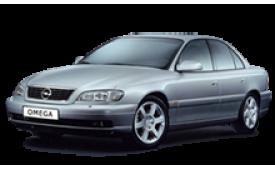 Каркасные шторки на Opel Omega  Седан B 1994 - 2004
