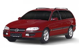 Каркасные шторки на Opel Omega  Универсал B 1994 - 2004