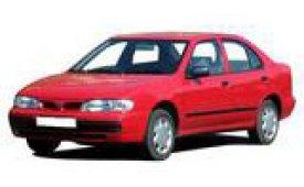 Каркасные шторки на Nissan Almera Седан N15 1995 - 2000