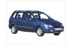 Каркасные шторки Premasy Минивэн CP 1999 - 2005